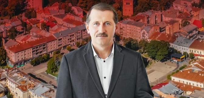 Выборы мэра Дрогобыча Тарас Кучма остается на посту