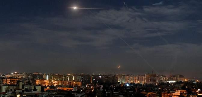 Израиль нанес ракетный удар по сирийским военным: есть погибшие