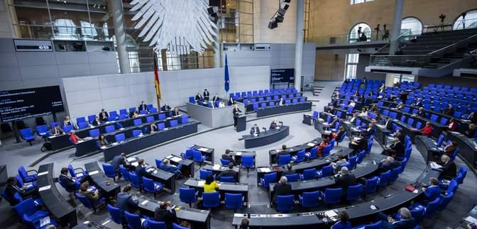 """Депутати Бундестагу проголосували проти підтримки """"Північного потоку-2"""""""