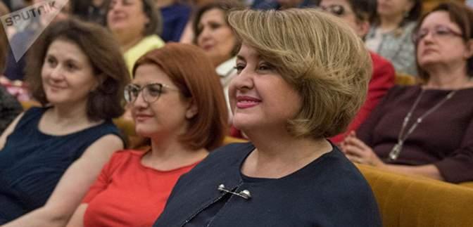 От COVID-19 ушла из жизни жена экс-президента Армении Рита Саргсян