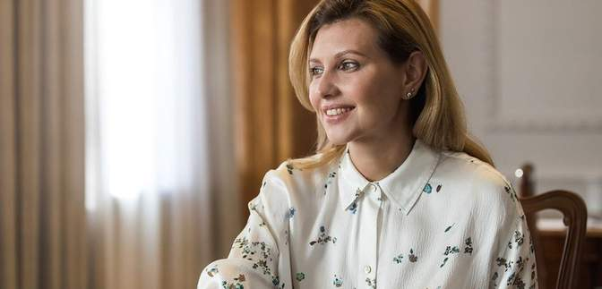 Олена Зеленська привітала з Днем Гідності та Свободи: промовисте фото