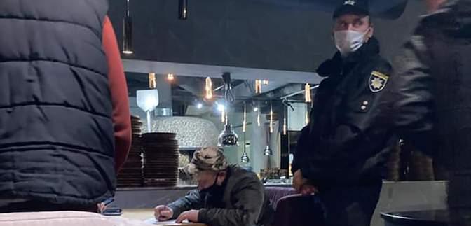 Карантин вихідного дня у Києві: які популярні заклади спіймали на порушеннях – фото, відео