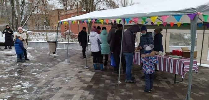В Днепре в день выборов провели агитационную ярмарку: полиция открыла производство