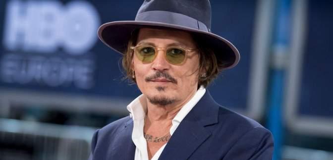 Джонни Депп получил награду польского кинофестиваля: фото актера удивило сеть