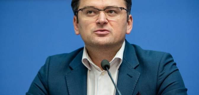 Кулеба заявив, що МЗС планує створити сайт про Україну