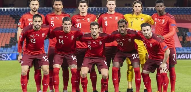 Мы рады, что сможем играть в дивизионе А: Швейцария о техническом поражении Украины
