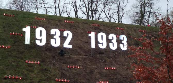 Панахида за жертвами Голодоморів у Києві: очолив молебень Епіфаній – фото, відео