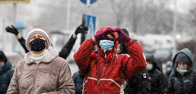 Силовики в Беларуси схватили члена Координационного совета