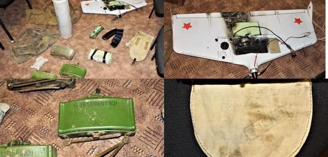 Вилучили міни та бронежилети: бійці ЗСУ зірвали спробу ДРГ замінувати українські позиції