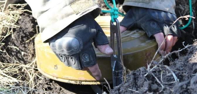 Кинули вибухівку і втекли: на Донбасі ворог намагався замінувати позиції ООС