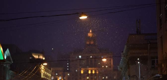 Мокрий сніг та ожеледиця: де чекати на негоду