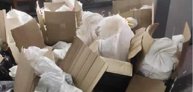 Майже 300 кілограмів бурштину замаскували під одяг: деталі невдалої спроби контрабанди