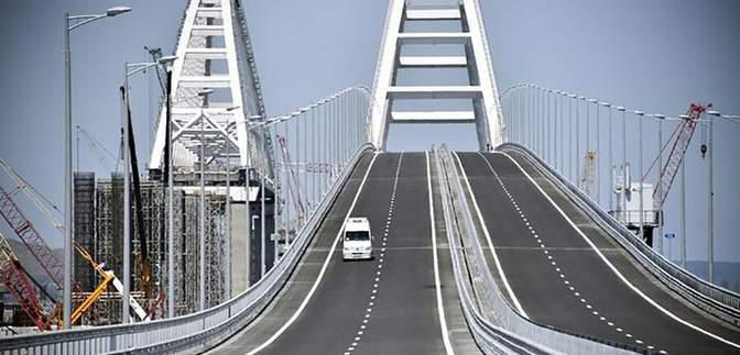Крымский мост является воротами в Азовское море для России, – генерал США Ходжес