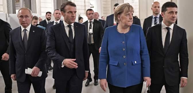 Годовщина Нормандского саммита в Париже: заявление Зеленского и делегации Украины в ТКГ