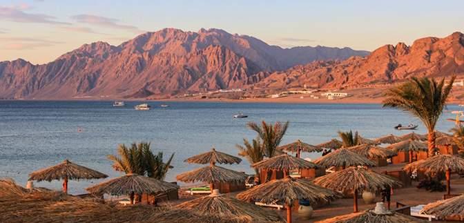 Отдых в Египте в декабре 2020 – какая погода на курортах: температура воздуха и моря