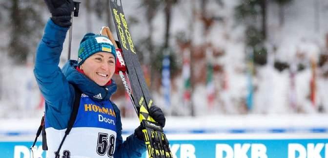 Вита Семеренко и Дмитрий Пидручный представят Украину на Рождественской гонке