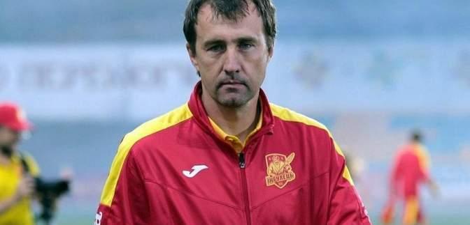 Приймемо будь-яке їхнє рішення: тренер Інгульця про скасований матч з Шахтарем