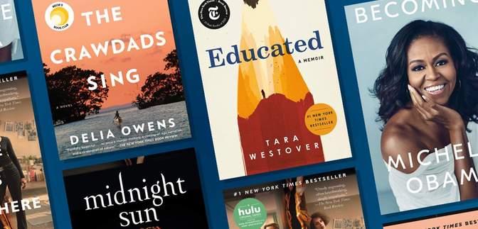 Самые популярные книги 2020 года, которые пользовались успехом у читателей: интересный список