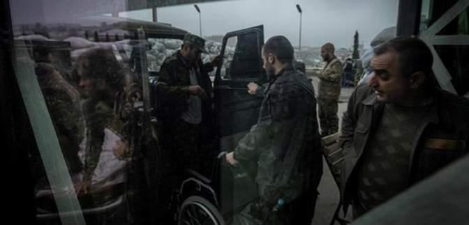 Армения и Азербайджан провели обмен пленными