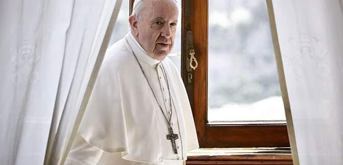 Папа Римський Франциск зніметься у проєкті Netflix: що відомо про серіал
