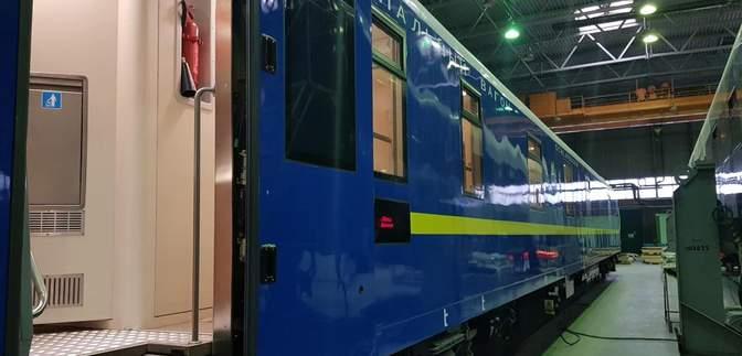 Укрзализныця получила современные вагоны: как выглядят – фото