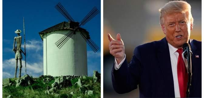 """Трамп продолжает """"донкихотские попытки"""" судиться, на этот раз за Пенсильванию"""