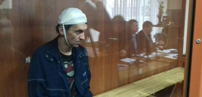 """Захват заложников на """"Укрпочте"""": обвиняемому вынесли приговор"""