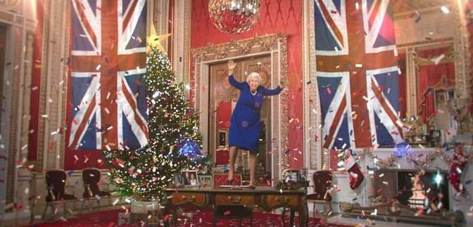 Дипфейк на Рождество: британский канал покажет фейковое поздравление Елизаветы II