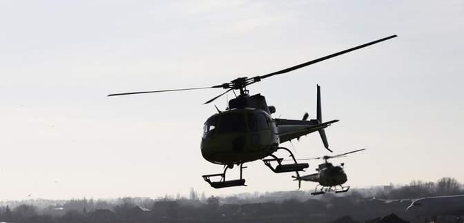 Украина получит 10 новых вертолетов для пограничников: что известно