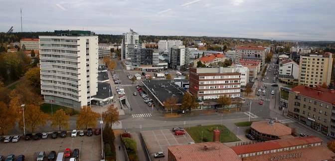 В финском городке за одну ночь зафиксировали 10 землетрясений