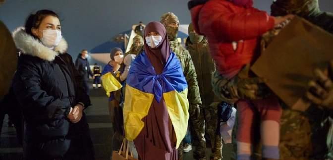 Детей учили быть террористами: освобожденные из Сирии украинки рассказали о пережитом