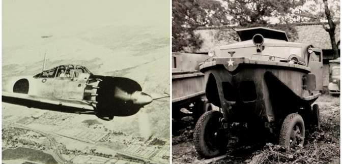 Япония: что выпускали автогиганты во время Второй мировой войны