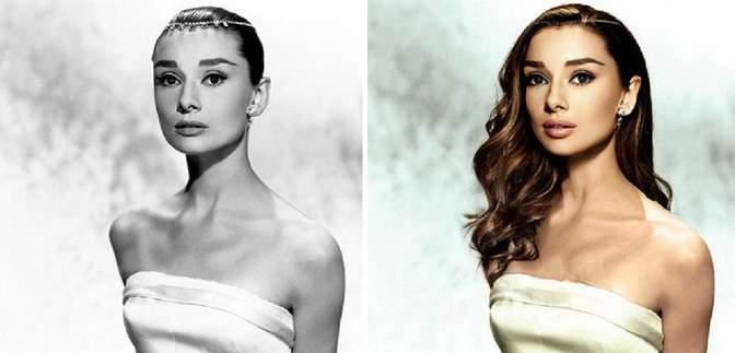 Как выглядели бы звезды старого Голливуда сегодня: от Одри Хепберн до Бриджит Бардо – 20 фото