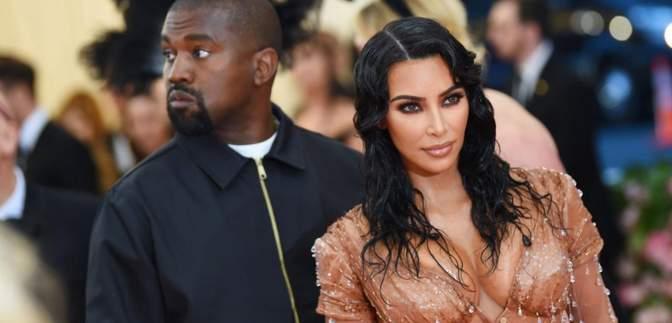 Ким Кардашян и Канье Уэст готовят документы для развода, – СМИ