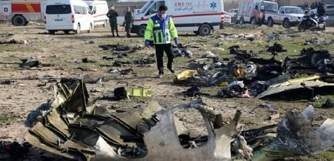 Украина подаст свои замечания к иранскому отчету о катастрофе МАУ