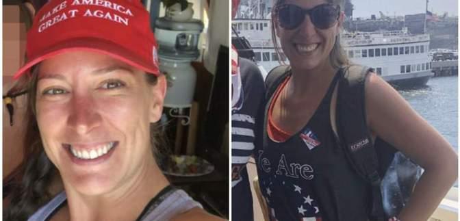 Жертва заворушень у Вашингтоні: що відомо про застрелену Ешлі Беббіт у Капітолії