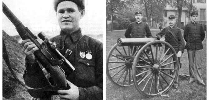 Трехлинейка и пулемет Гатлинга: стволы, которые перевернули мир в XIX веке – 2