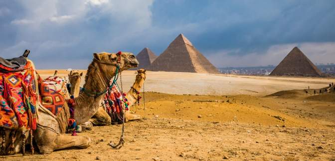 Первый в истории ресторан с лаунж-зоной в пустыне: чем еще Египет будет удивлять туристов в 2021