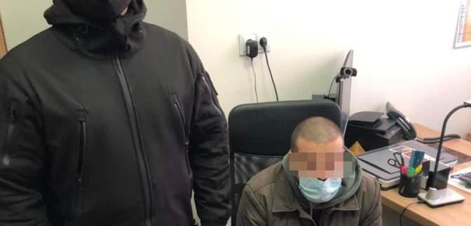 Украинские пограничники задержали турка, которого год разыскивал Интерпол