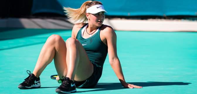 Костюк піднялася на рекордне місце в рейтингу WTA, Світоліна залишилася на 5 позиції