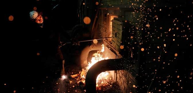 В разгар морозов: в Украине критическая ситуация с запасами угля на складах ТЭС