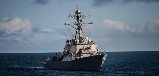 Підтримка союзників НАТО: есмінець США USS Porter прямує до Чорного моря