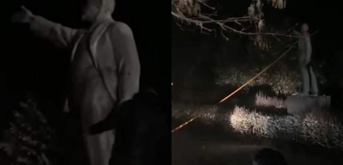 З'явилося історичне відео знесення останнього в Україні Леніна