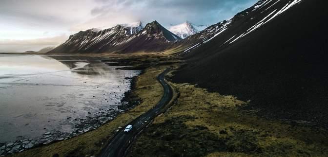 В Исландии блогер заметил аномальные облака: фото, видео