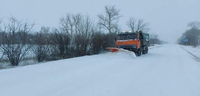 На Миколаївщині на всіх дорогах державного значення відновили проїзд: деталі