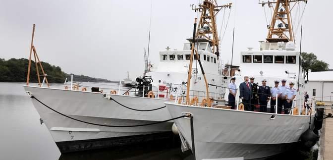 """США передадут Украине новые патрульные катера """"Айленд"""": дата"""