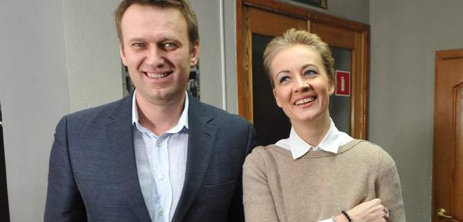 Юлію Навальну відпустили із відділення поліції Москви: деталі