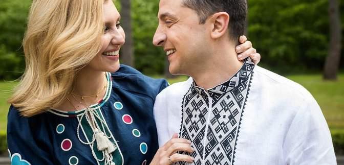 Володимир Зеленський чуттєво привітав дружину з днем народженням: авторський вірш президента