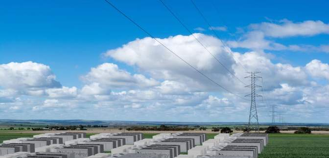 В Австралии построят самую большую аккумуляторную батарею в мире: подробности