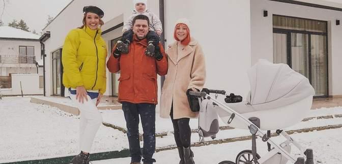 Світлана Тарабарова вперше показала новий будинок, який придбала в кредит: відео маєтку